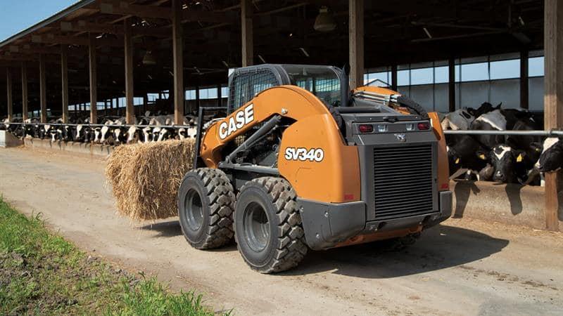 Skid Steer Loaders | CASE Construction Equipment