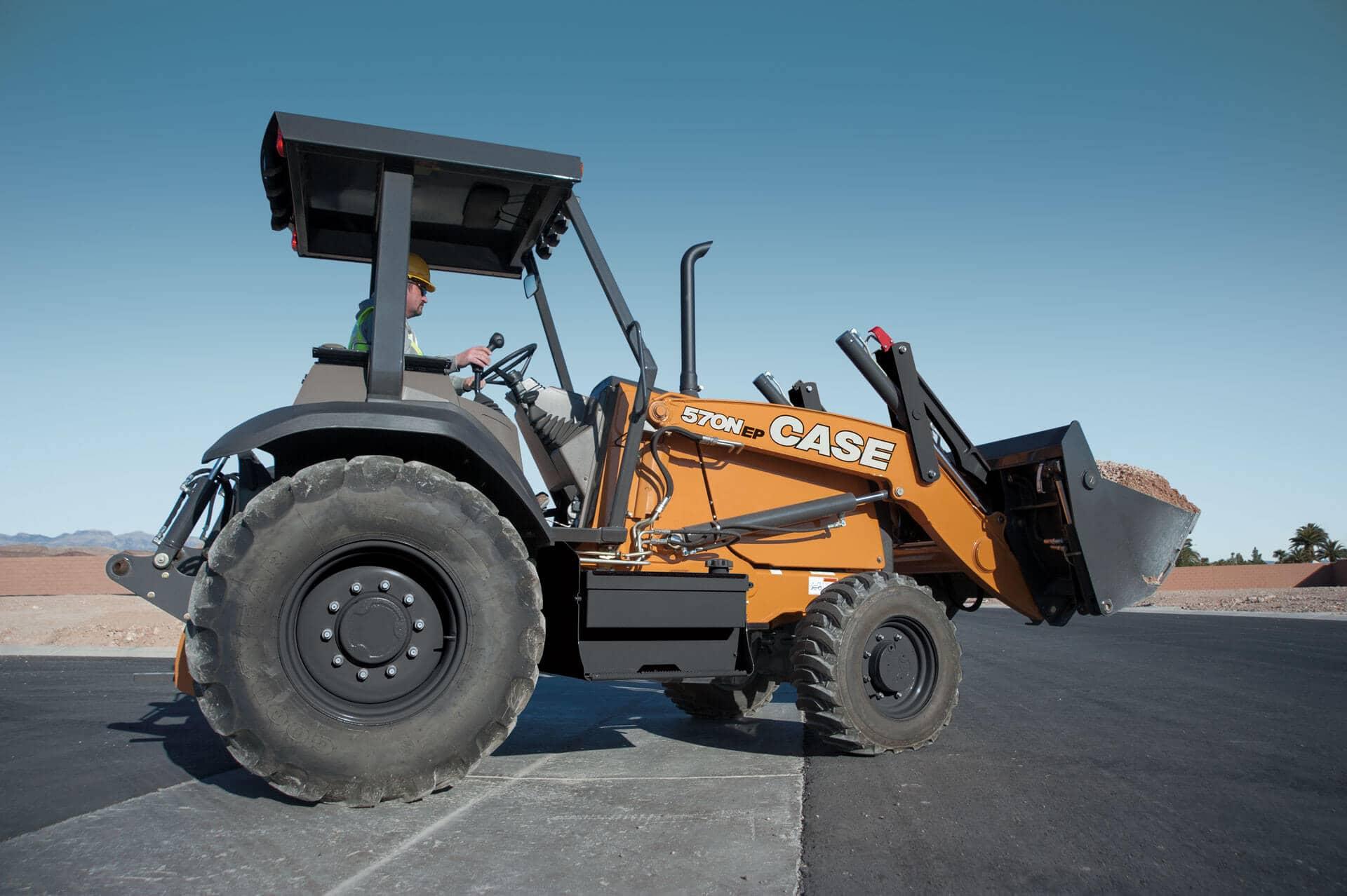 Tractor Loader Images