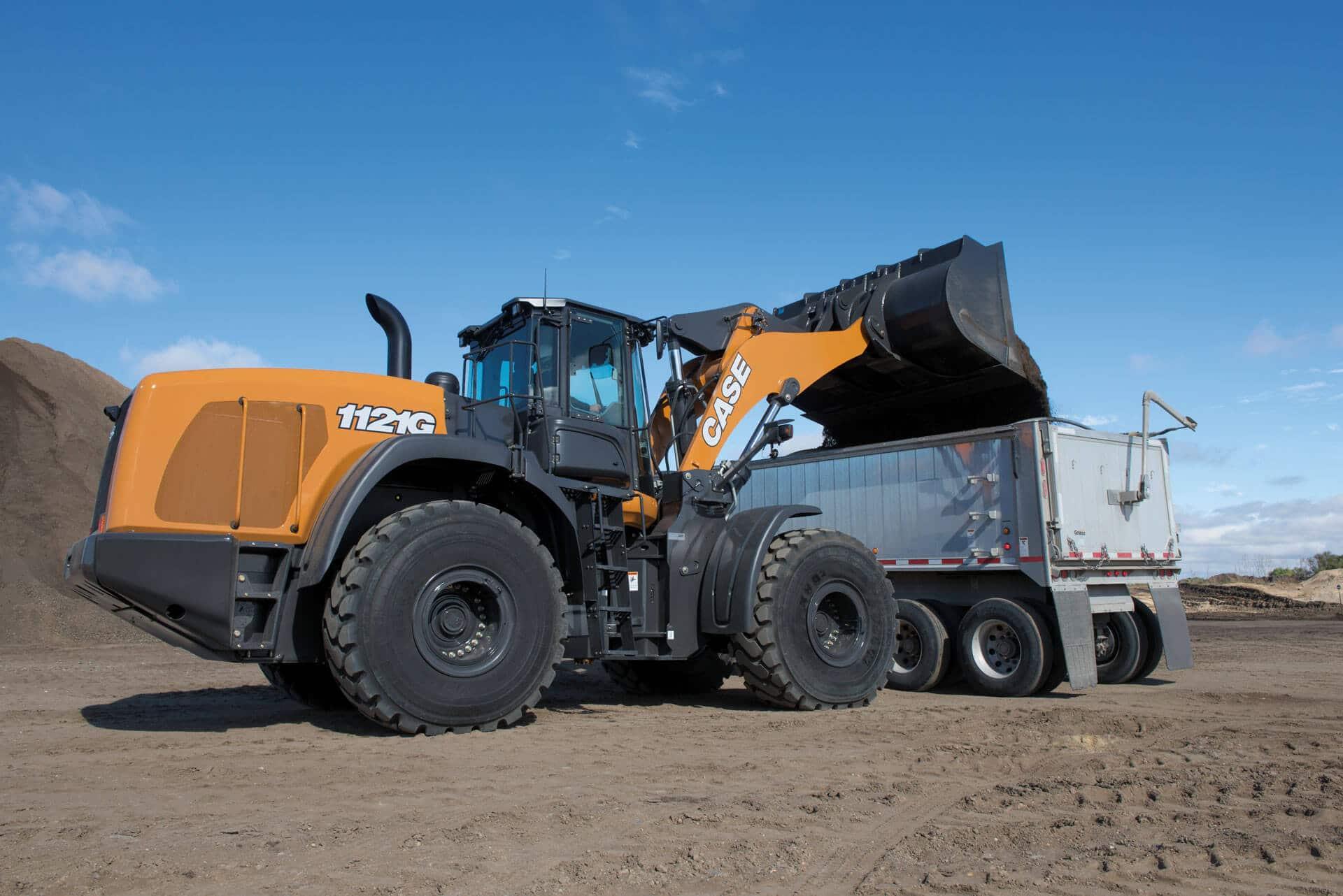 Case 586g Fork Lift Control Levers : Case g wheel loader construction equipment