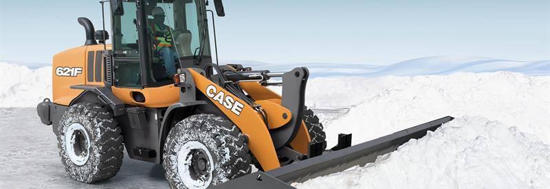 CASE 621F Wheel Loader   CASE Construction Equipment