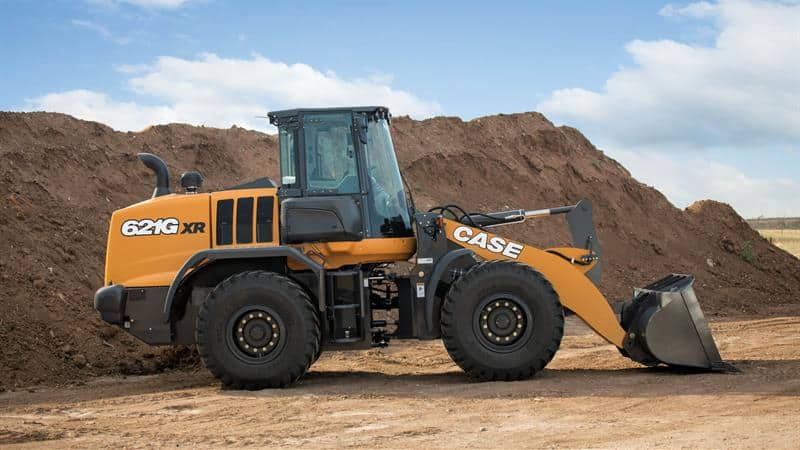 CASE 621G Wheel Loader | CASE Construction Equipment