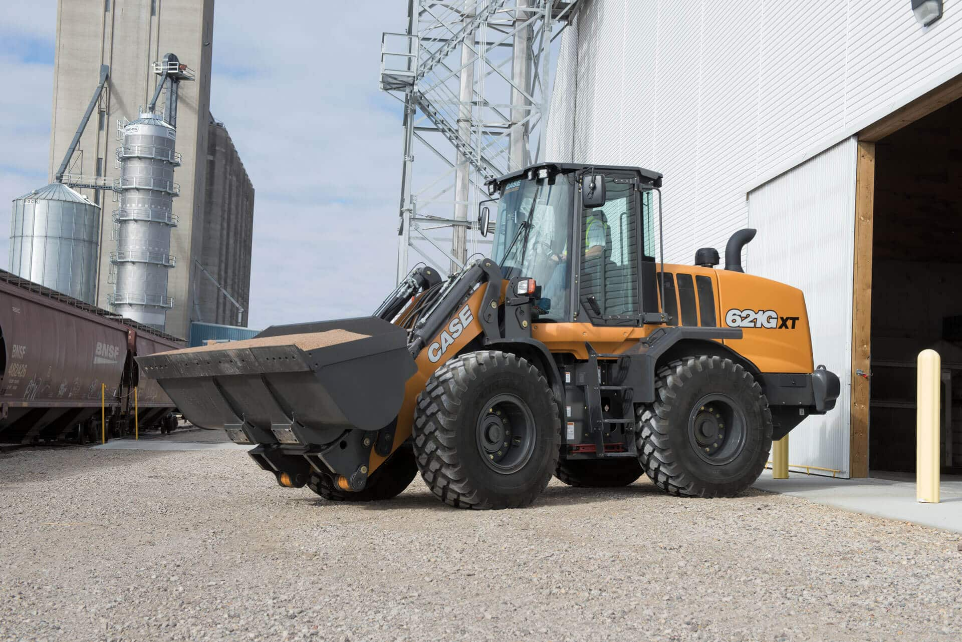 Volvo Dealers Nh >> CASE 621G Wheel Loader | CASE Construction Equipment
