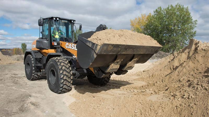 CASE Wheel Loaders | CASE Construction Equipment on