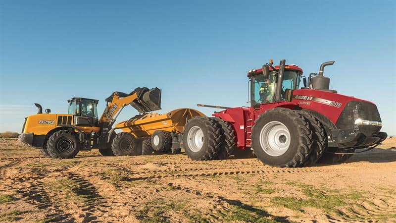 CASE 821G Wheel Loader | CASE Construction Equipment