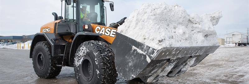 Case 821g Wheel Loader Case Construction Equipment