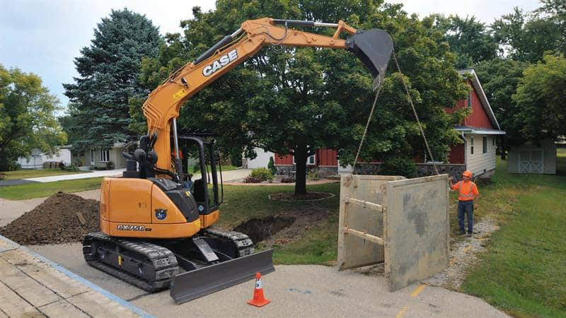 Excavator Size Classes Defined Case News