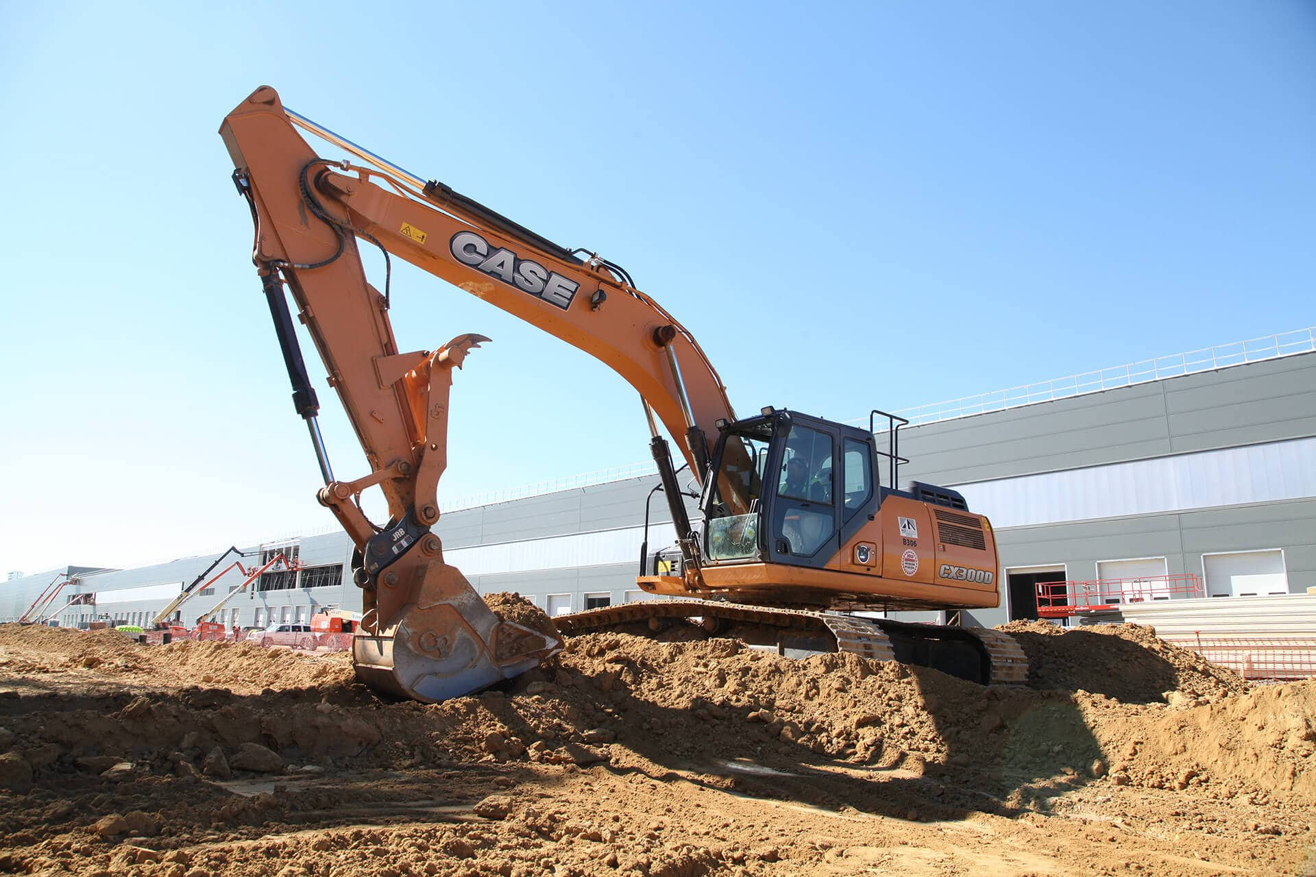 Excavator Proves to be Jack-of-All Trades| CASE News