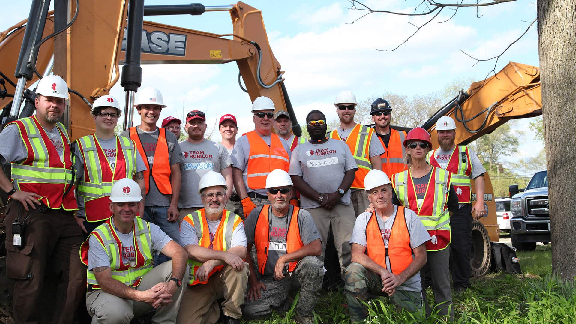 Case Supports Team Rubicon Mobex Motor City Case News