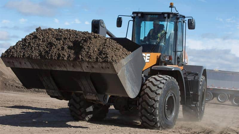 The Anatomy of a Wheel Loader Bucket | CASE News