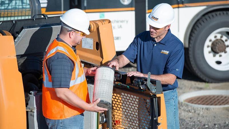 Parts | CASE Construction Equipment