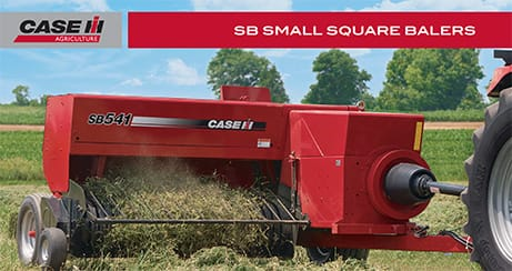 Small Square Baler