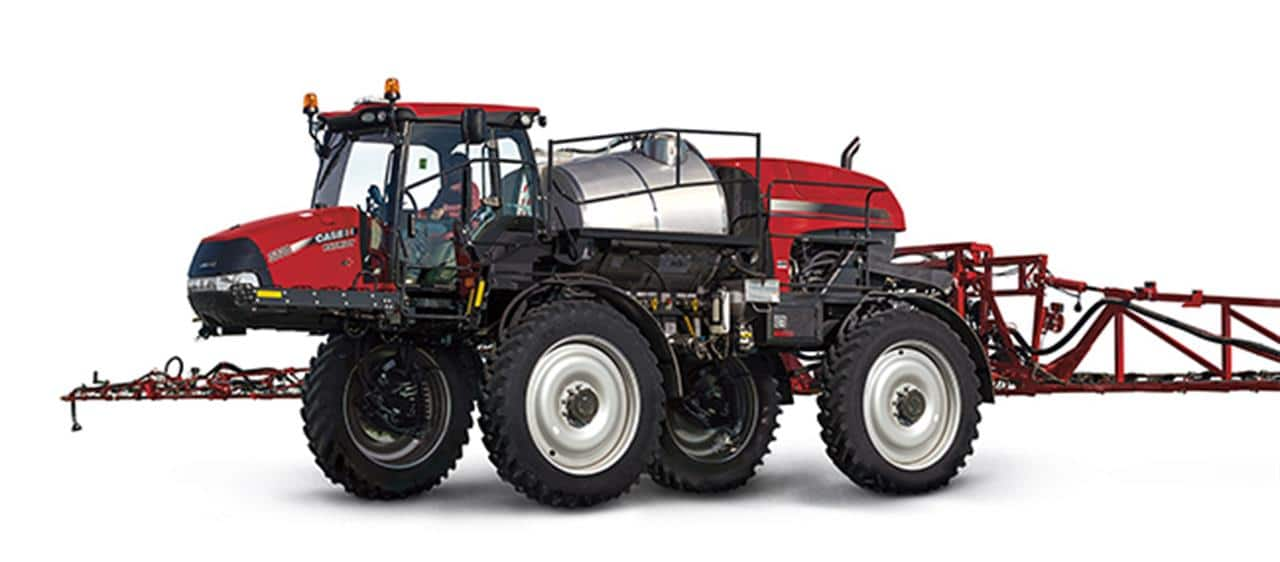 Patriot-Sprayers-Performance