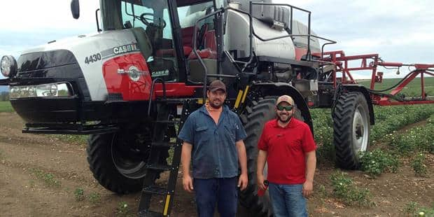 Anniversary edition of Case IH Patriot worthy of celebration