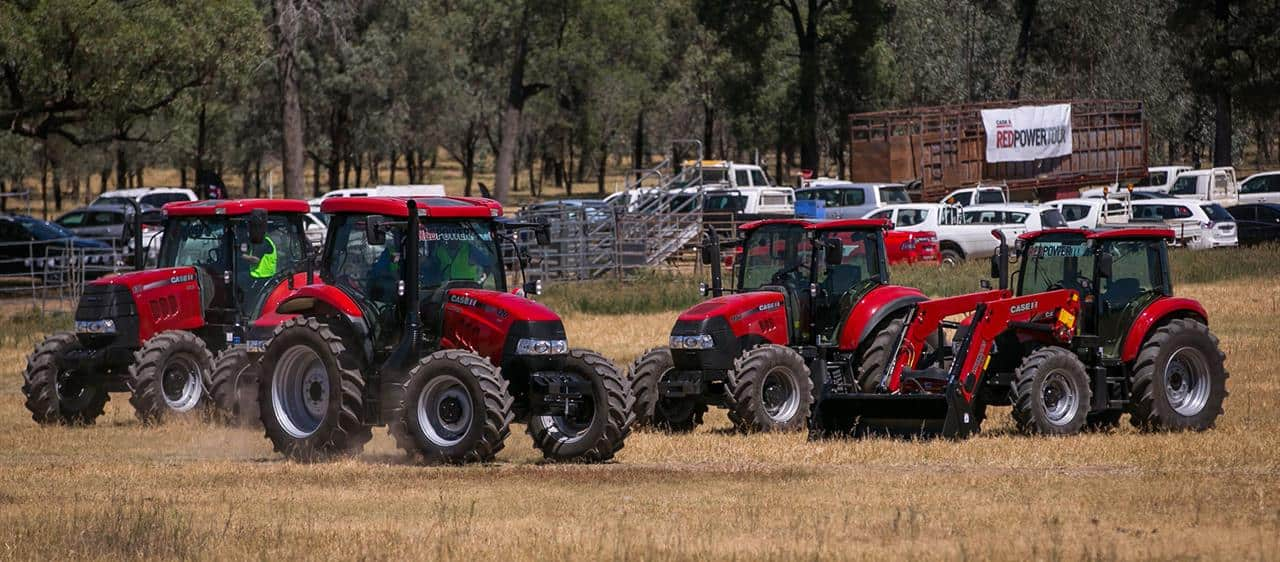 Red Power Tour: Case IH customers test out the best