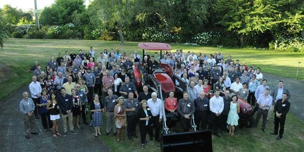 Case IH asserts grip on Waikato tractor market