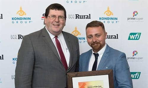 Australian Farmer of the Year - Young Farmer of the Year