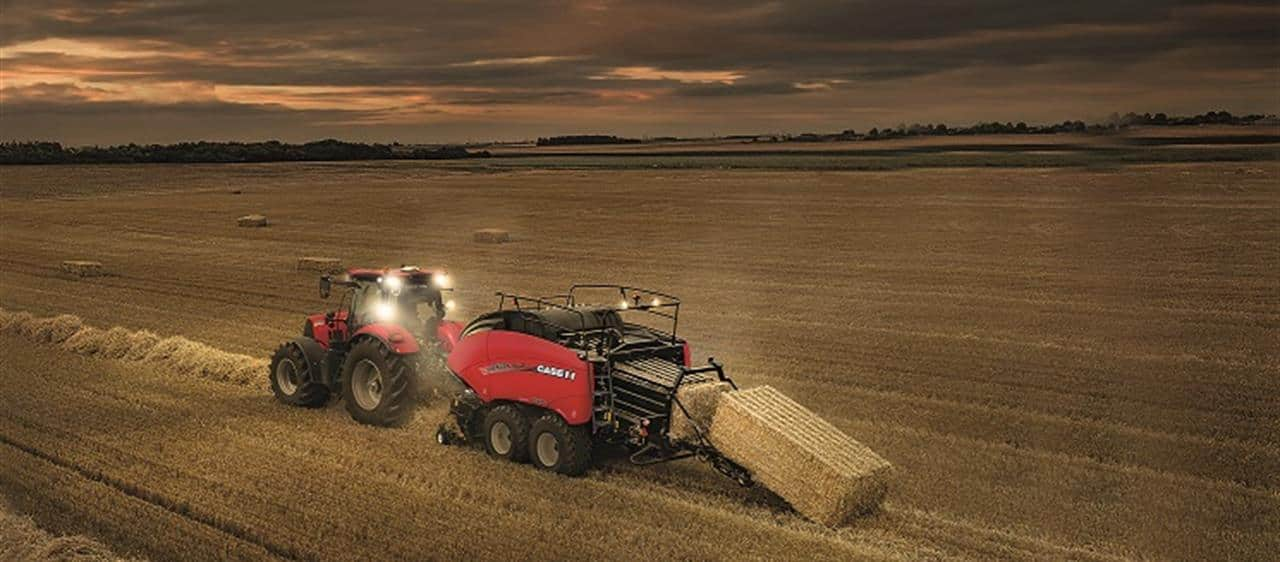 Balers boast some impressive new features for 2020