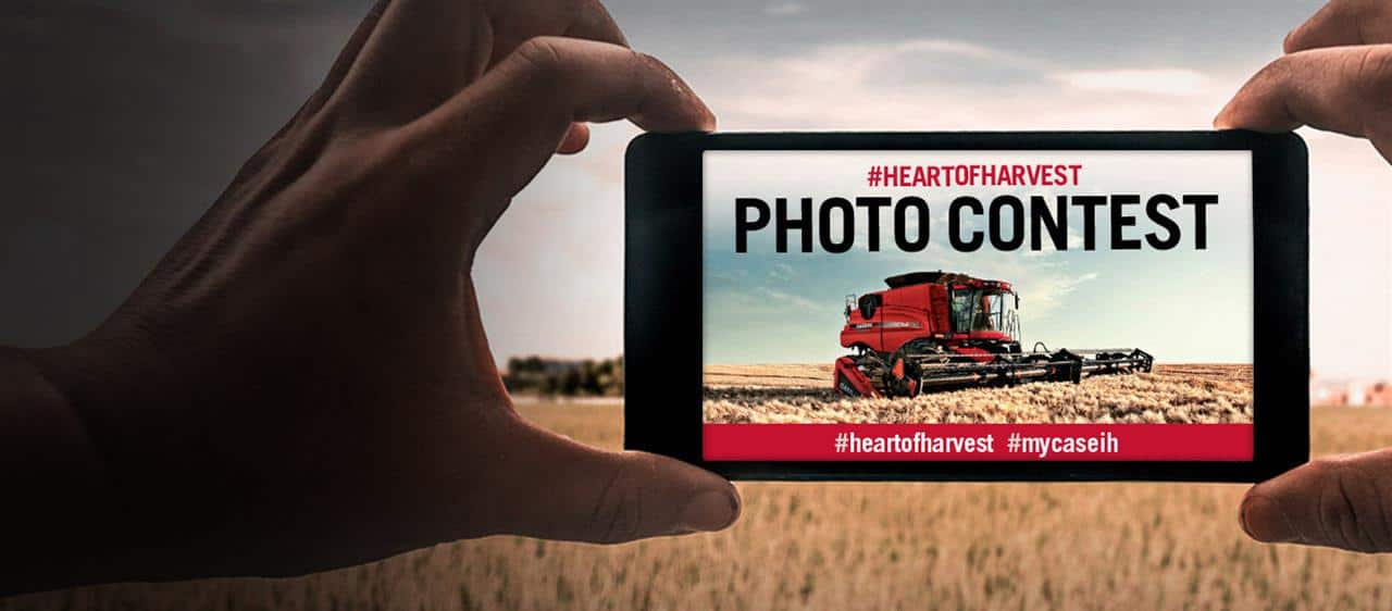 Heart of Harvest Photo Contest