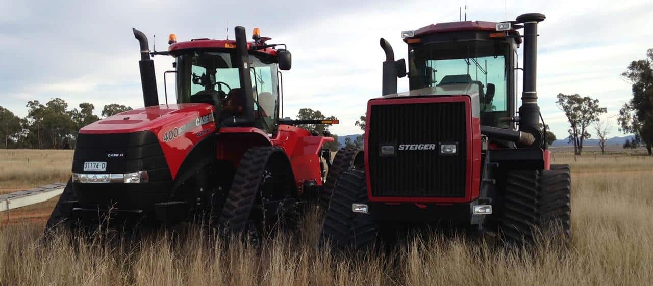 Case IH proves power with 20 years of being on track