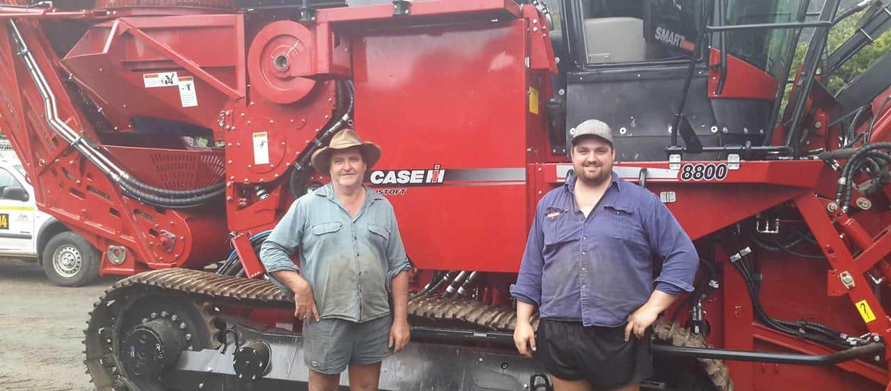Reliability, adaptability sweetens the deal for North Queensland sugarcane farmers