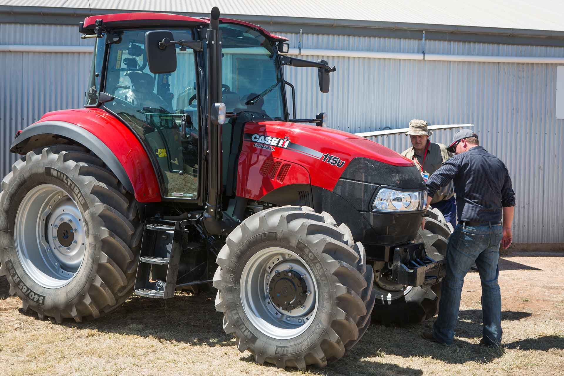 Opportunity to test drive the best in farm machinery, as the Case IH Red Excellence Tour hits the road