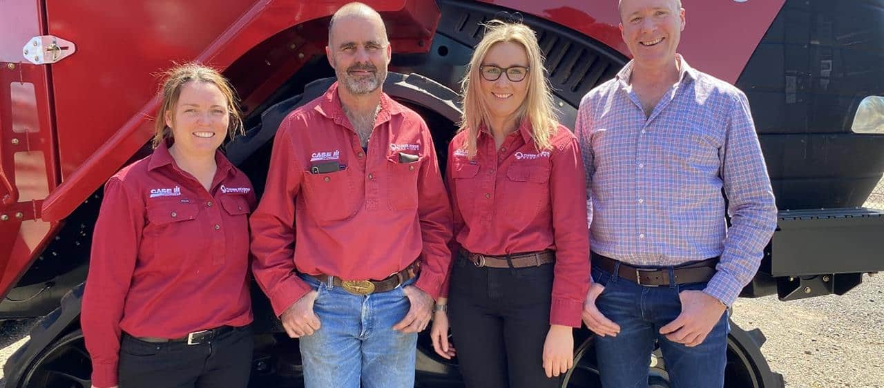 Case IH dealer network in QLD and NSW to benefit from widespread changes