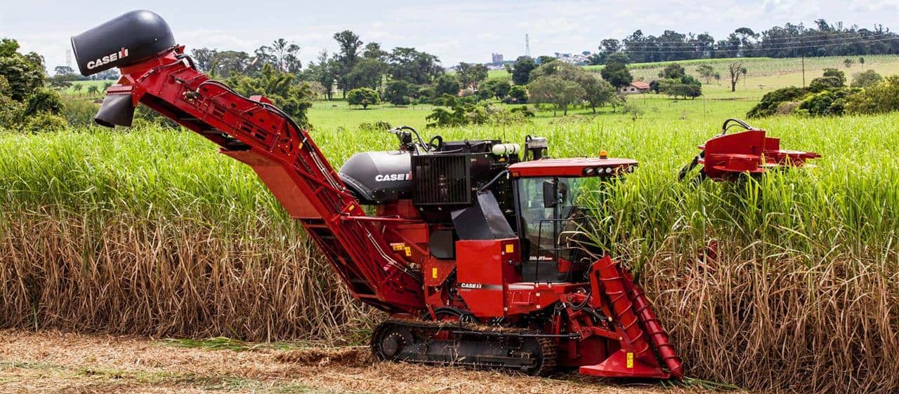 Case IH service sets up flat-out cane harvesting season