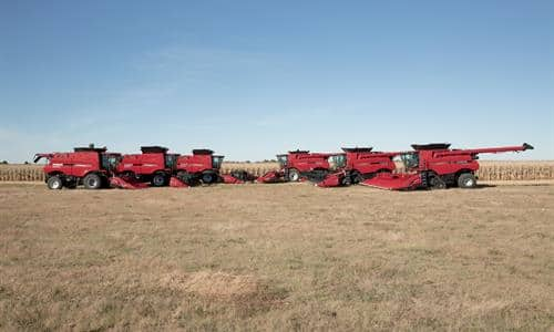 Axial-Flow Family