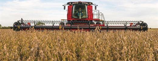Axial Flow Combine Harvesters Case Ih