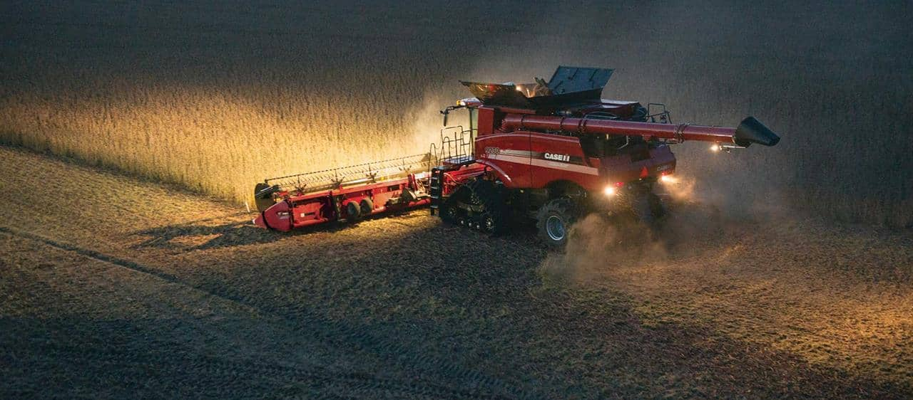 Case IH Axial-Flow 9230 gets global approval