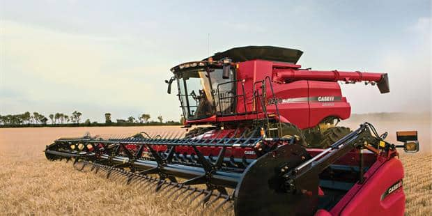 The next generation of Axial-Flow combines is here