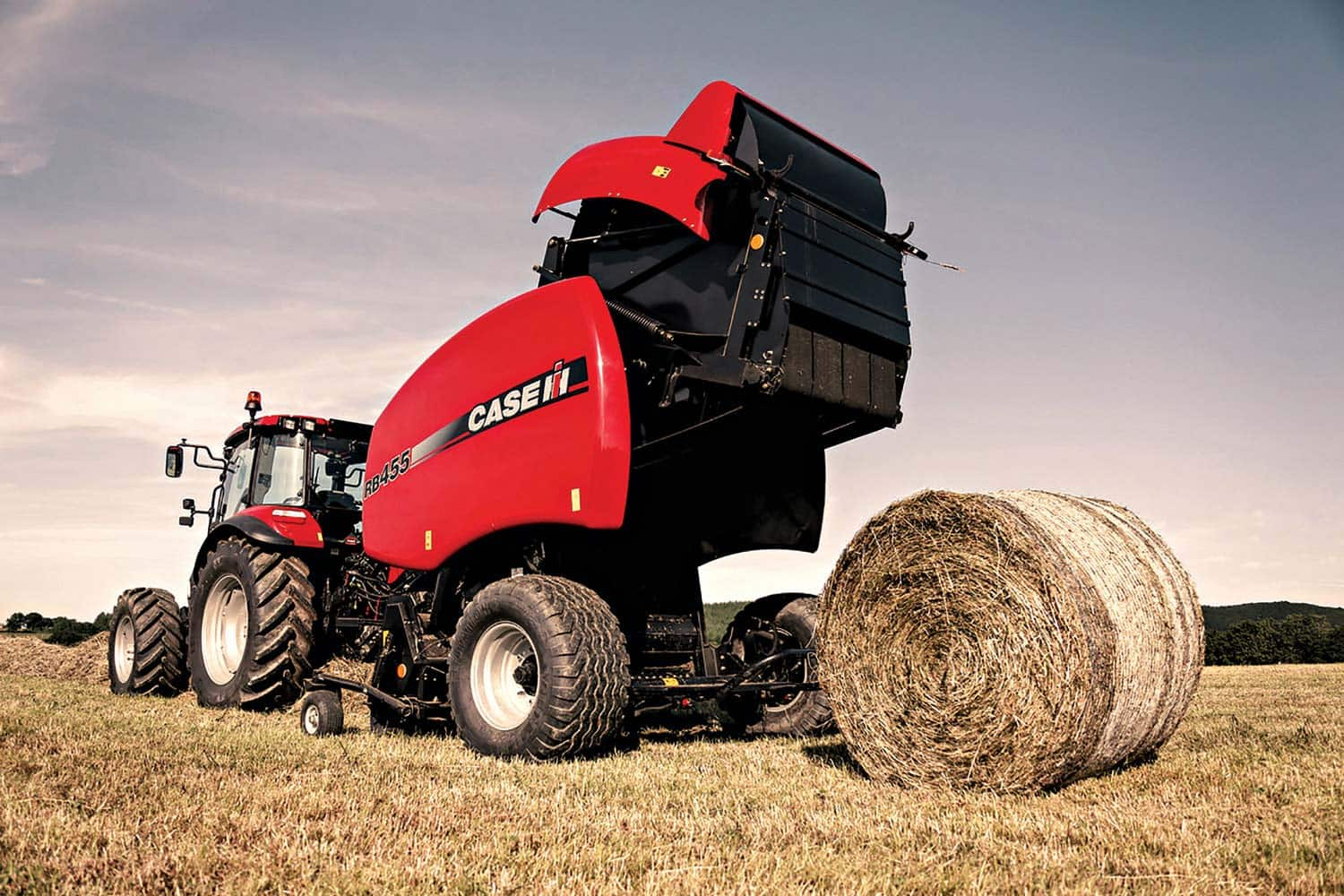 Round Balers | Variable Chamber | Case IH