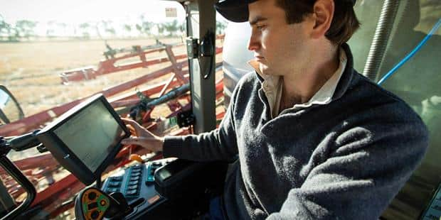 Technology use leads Australian farming trends in 2015