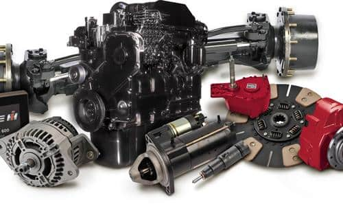 The Case IH Genuine Parts Range