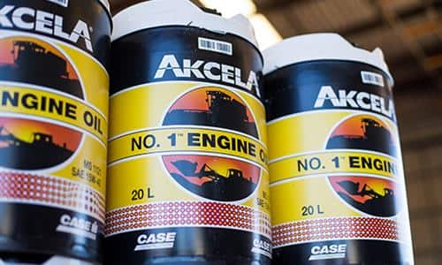 New AkcelA Fluids by Case IH