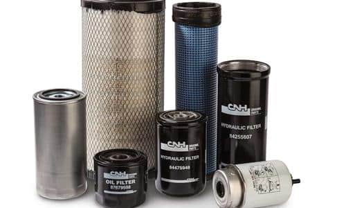 The Case IH Genuine Filter Range