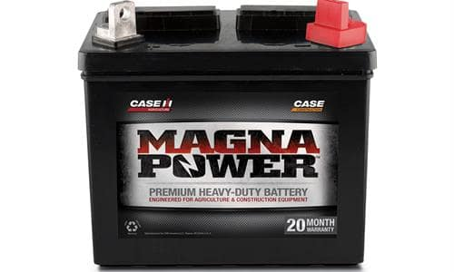 MagnaPower™ Batteries: Made For The Heavy Duty World