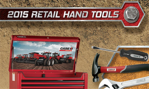 2014 Retail Tools Catalogue