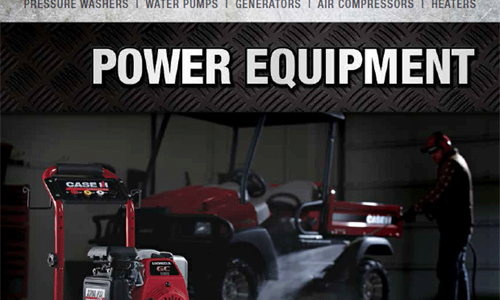 2014 Power Equipment Catalogue