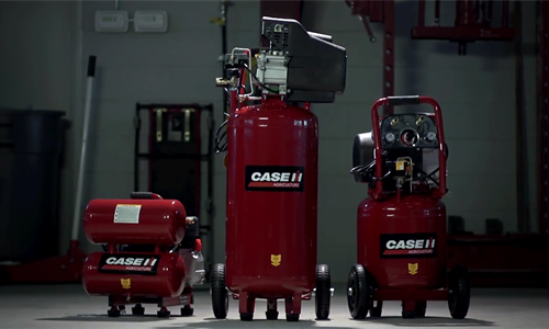 Electric Air Compressors From Case IH