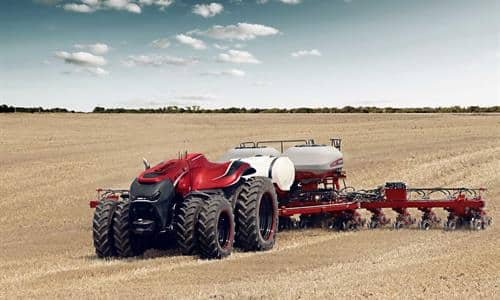 30/08/2016 | Case IH premieres concept vehicle at Farm Progress Show