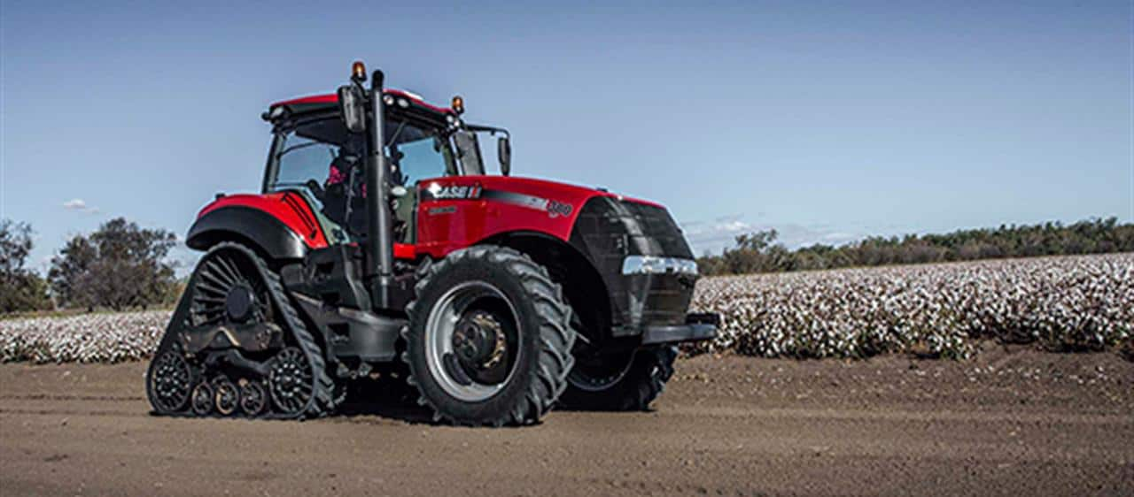 Magnum Series Tractors | Case IH