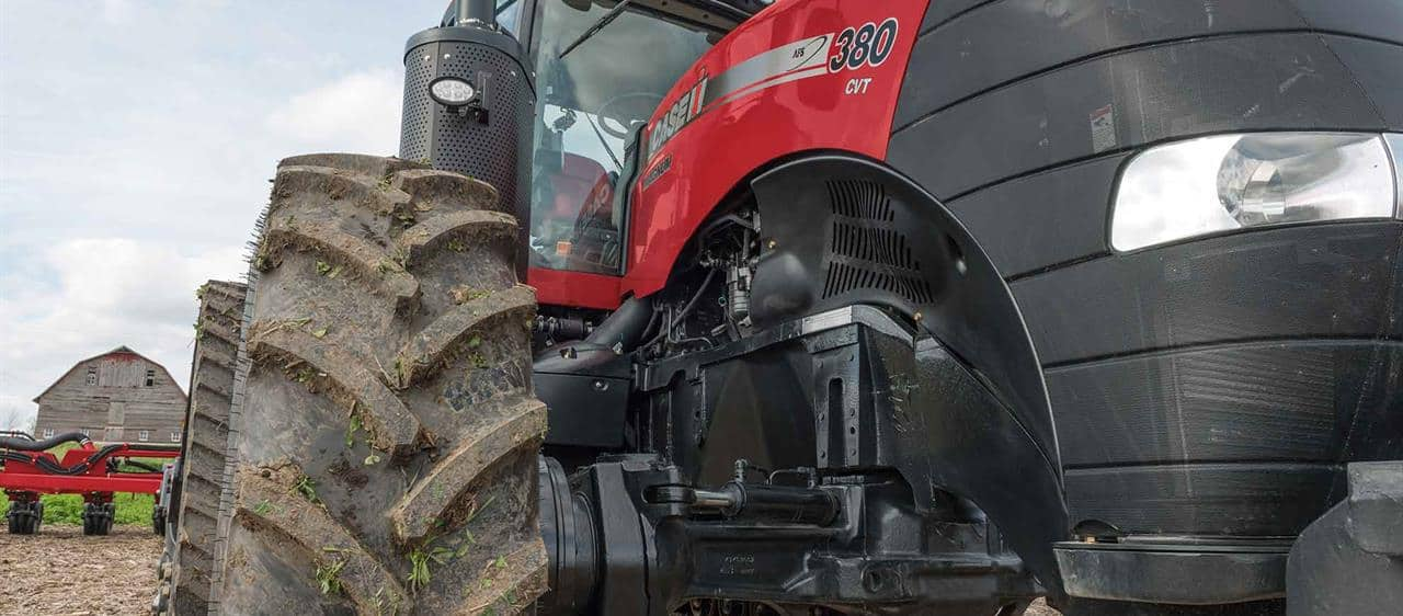 Second prestigious award for Case IH Magnum 380 CVT
