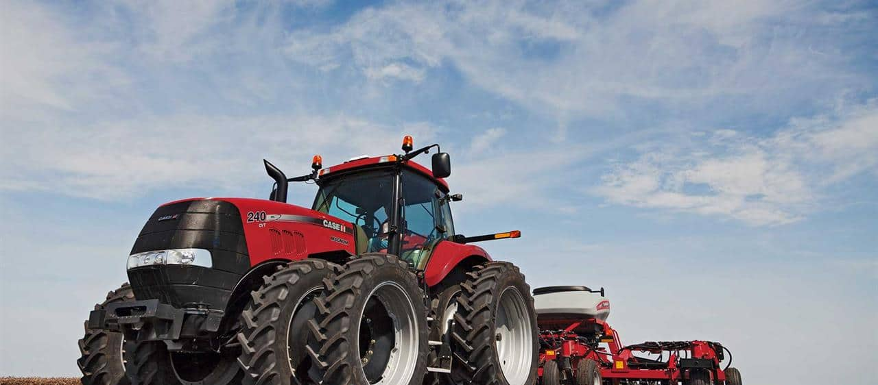 New tractors provide Magnum reliability for mid-sized farms