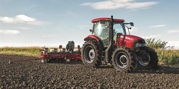 Case IH expands CVT offering into Maxxum tractor range