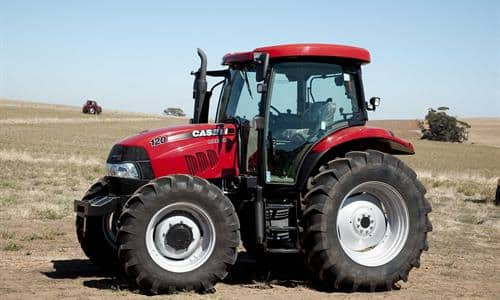Maxxum Family of Tractors