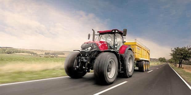 Case Tractors 300 Series : Case ih tractor range