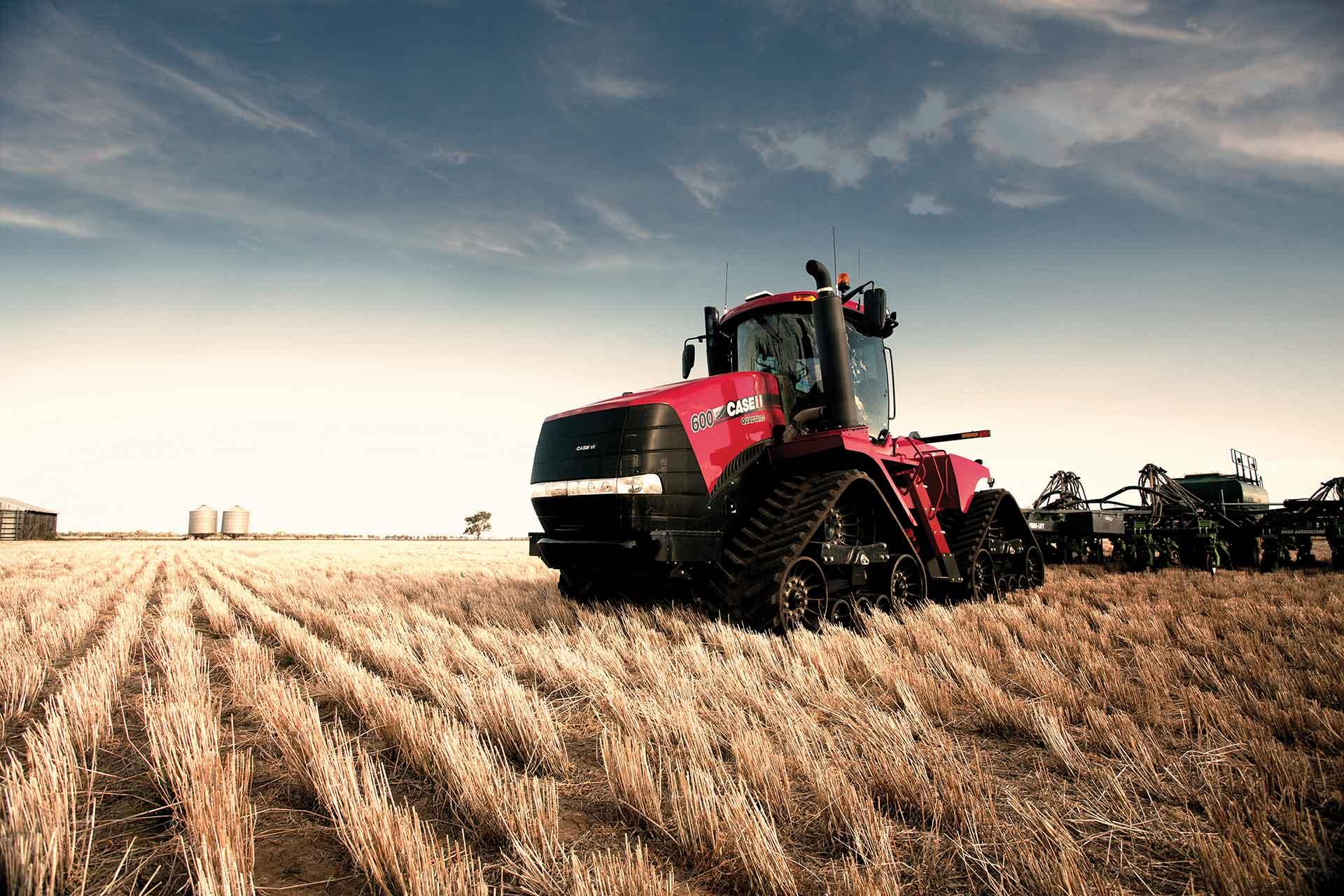Steiger Series Tractors | Case IH