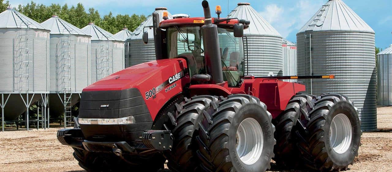 Excellent deal makes the case for tractor forward-order
