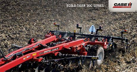 Ecolo Tiger Disk Rippers - 30C Series